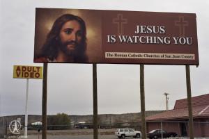 Jesus Knows.