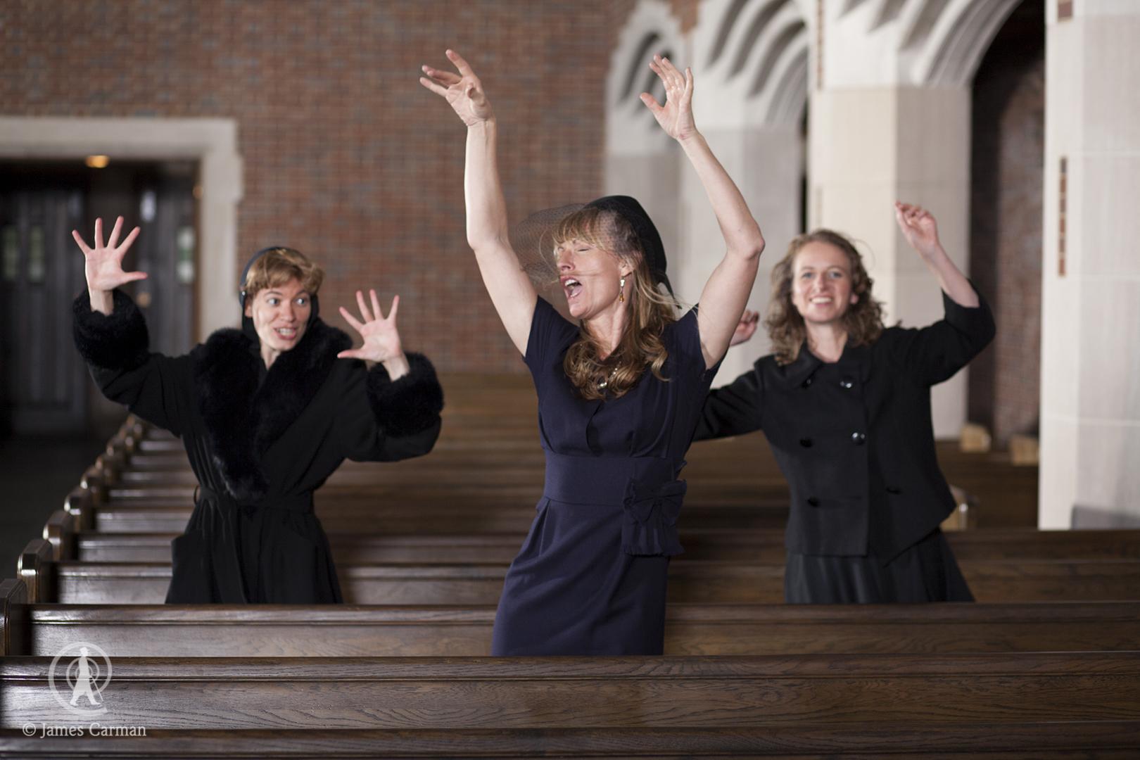 Singing Praise.