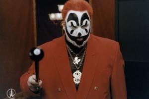 The Insane Clown Posse, Joey.
