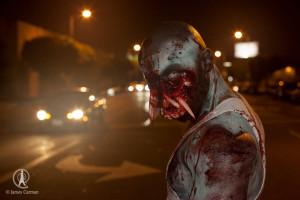 LA Zombie, the Streets of LA.