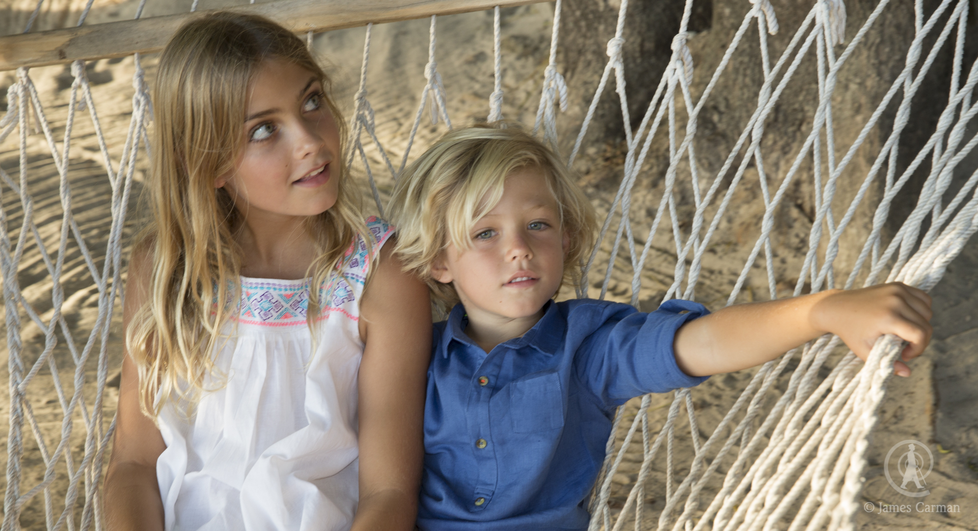 Kids in Hammoch