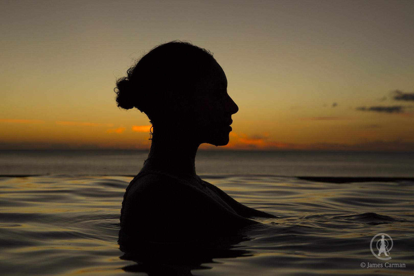 St. Lucian Sunset