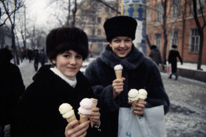 Siberian Ice Cream Girls.