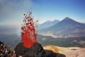 Volcano Blood