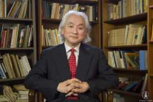 Michio Kaku, theoretical physicist and TV Host.