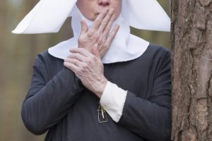 Bruce LaBruce as Mother Superior.