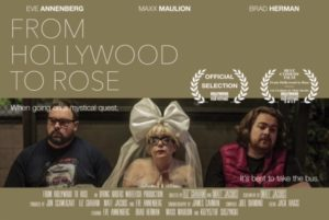 From Hollywood to Rose Movie Poster.