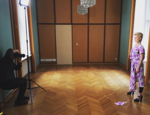 Berlin Ministry of the Interior Photo Shoot